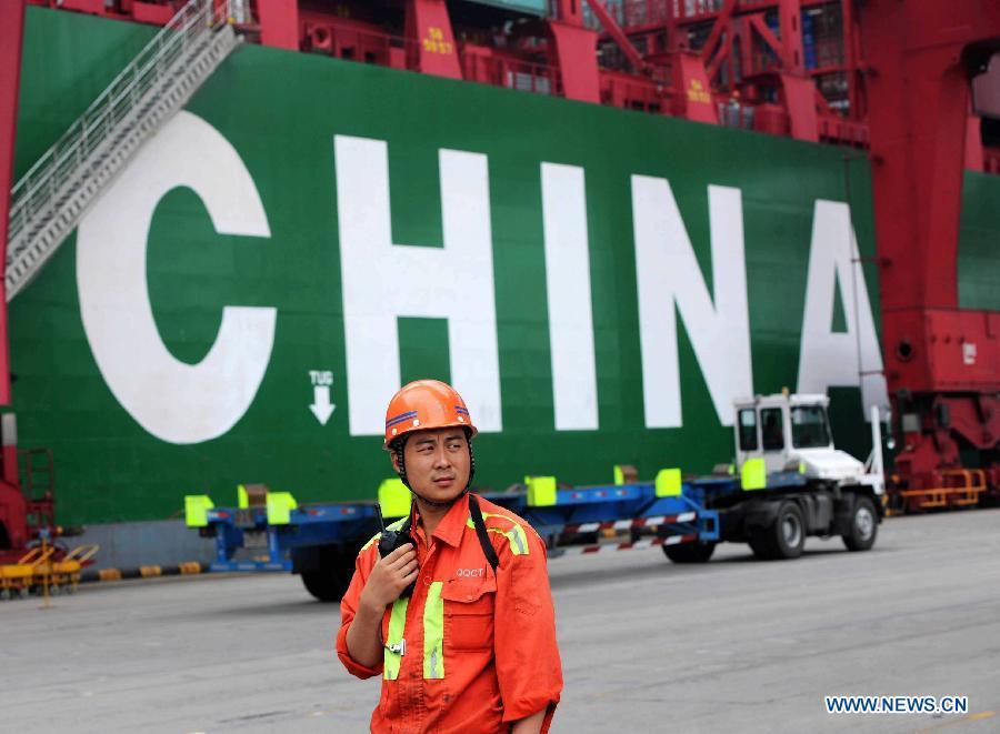 Китайская экономика в первом полугодии выросла на 7%