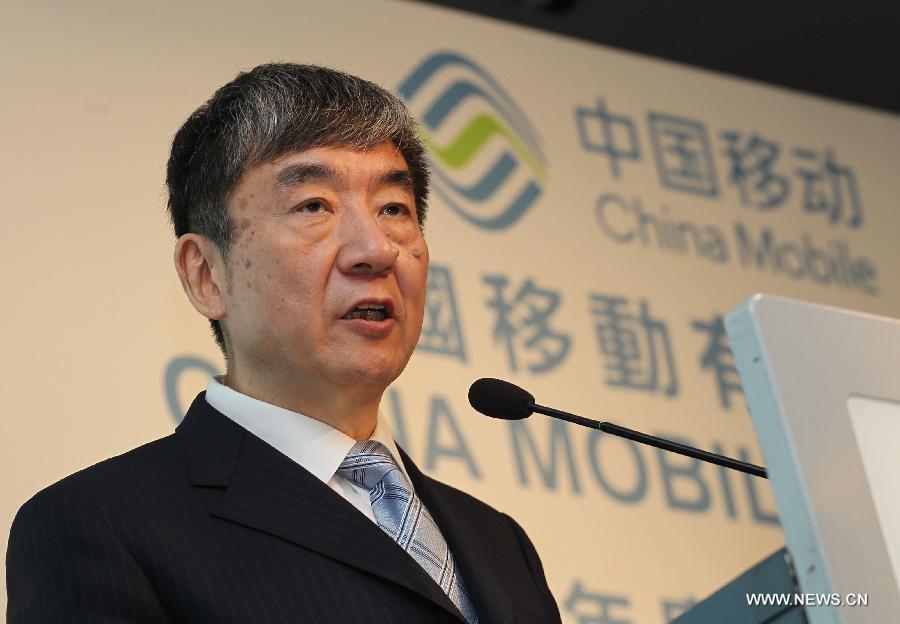 Чистая прибыль China Mobile за первую половину 2015 года составила 57,3 млрд юаней