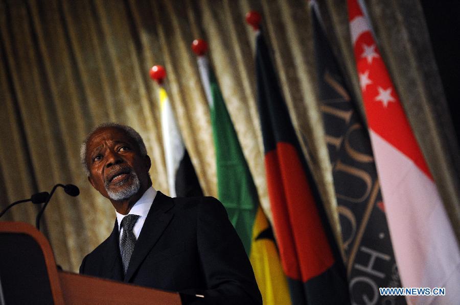 К. Аннан: китайская экономика стабильнее, чем ожидалось