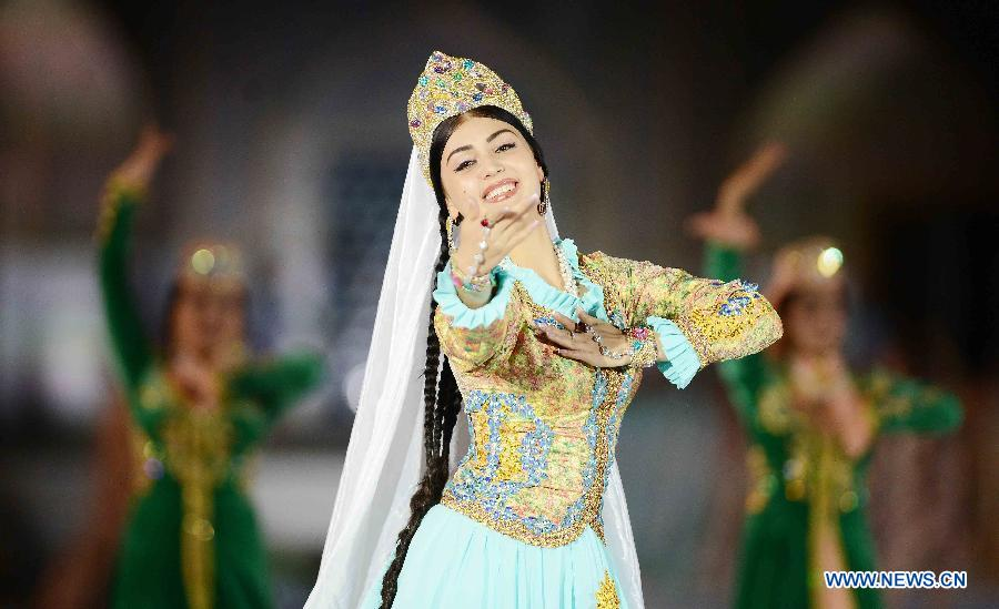Узбекский конкурс