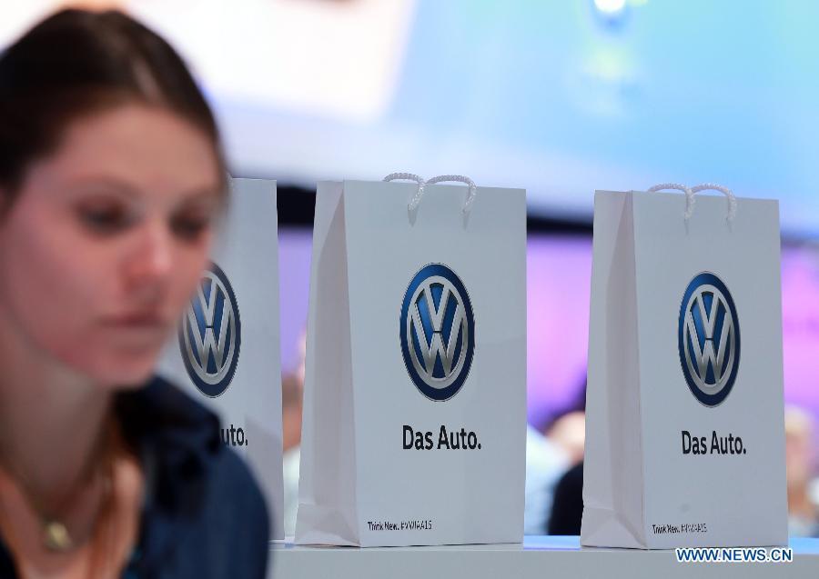 Немецкие следователи провели обыск в штаб-квартире Volkswagen