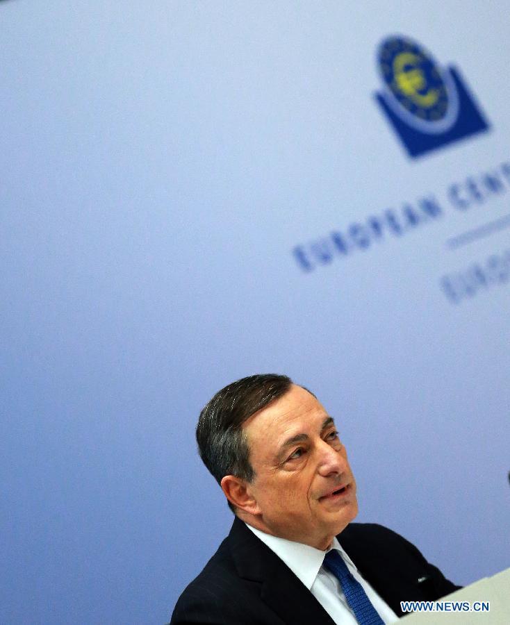 ЕЦБ в силах вернуть инфляцию к целевому уровню - президент ЕЦБ М. Драги