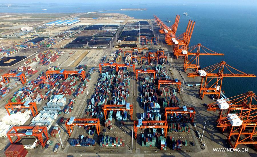 Товарооборот между Гуанси и странами АСЕАН за 10 лет вырос в 16 раз