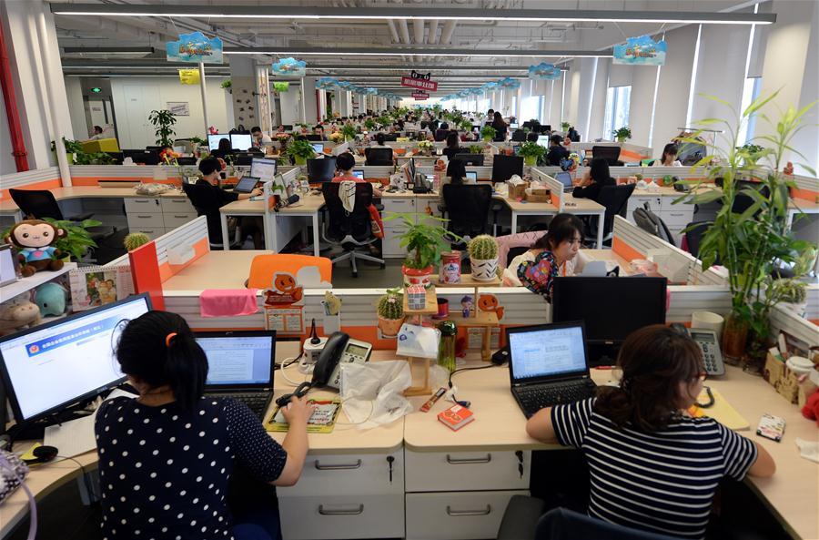 Электронная торговля открыла новые перспективы для предприятий Ханчжоу