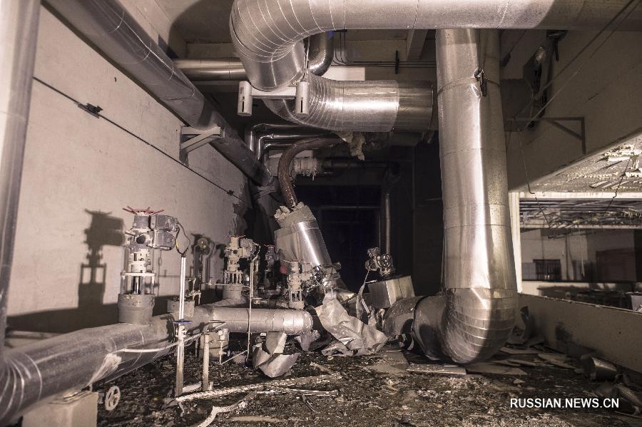 Из-за взрыва электростанция в КНР погибли неменее 20 человек