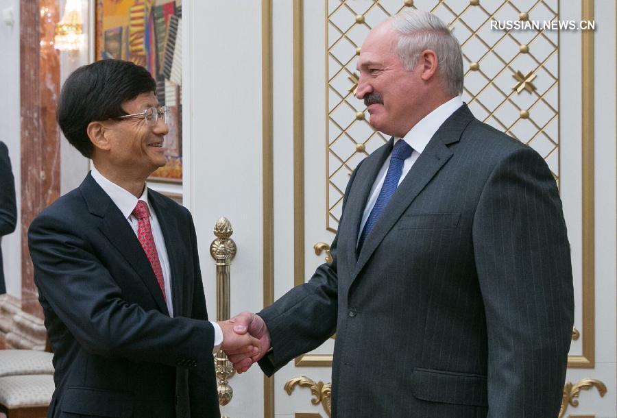 Лукашенко отправится в КНР вконце сентября