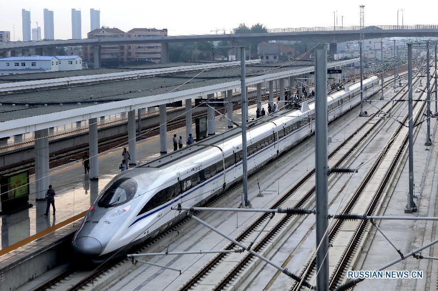КНР продолжает укреплять свои позиции вжелезнодорожной индустрии