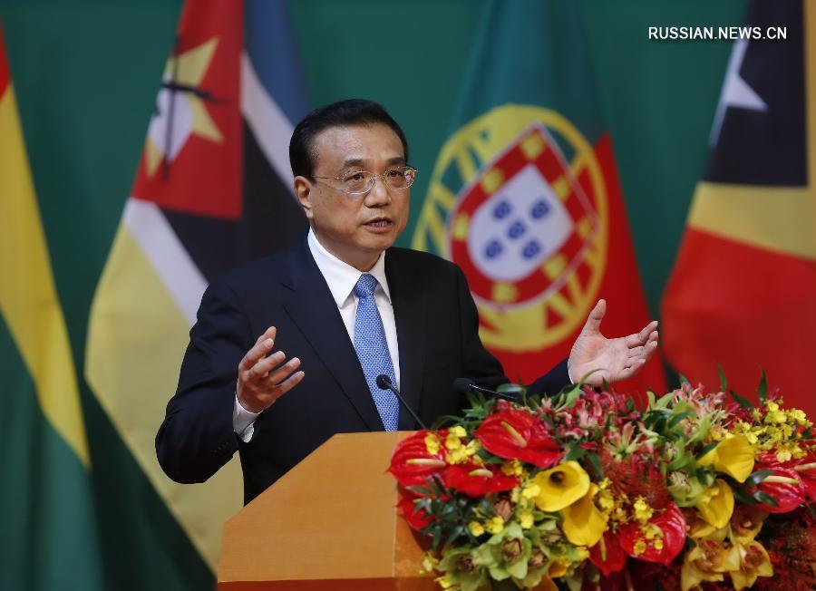 Состояние экономики страны в 2016-ом году лучше, чем предполагалось — Премьер Китая