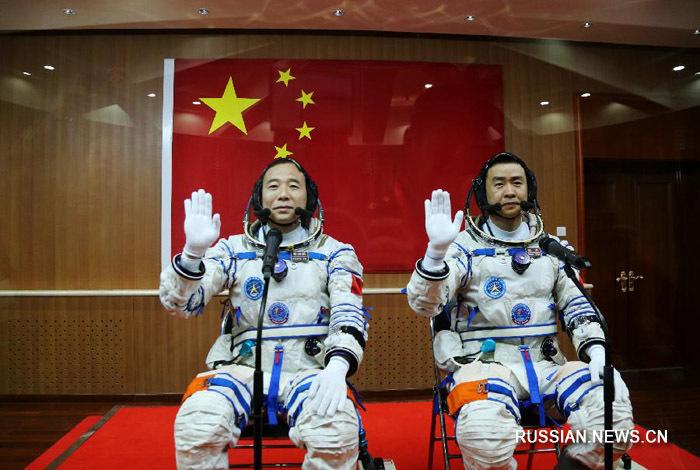 СиЦзиньпин: КНР будет сильной космической державой после запуска «Шэньчжоу-11»
