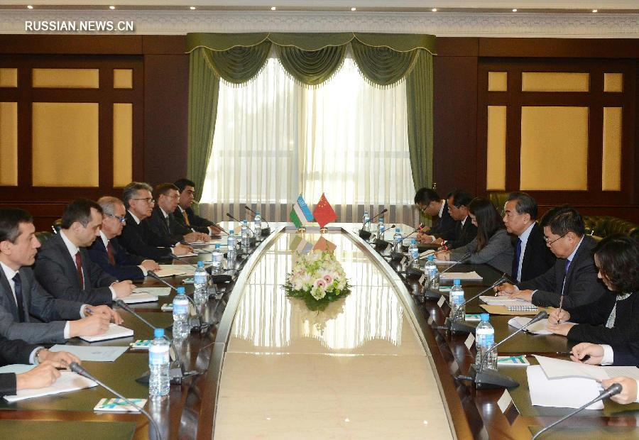 Руководителя МИД Узбекистана и Китайская республика обсудили двусторонние отношения