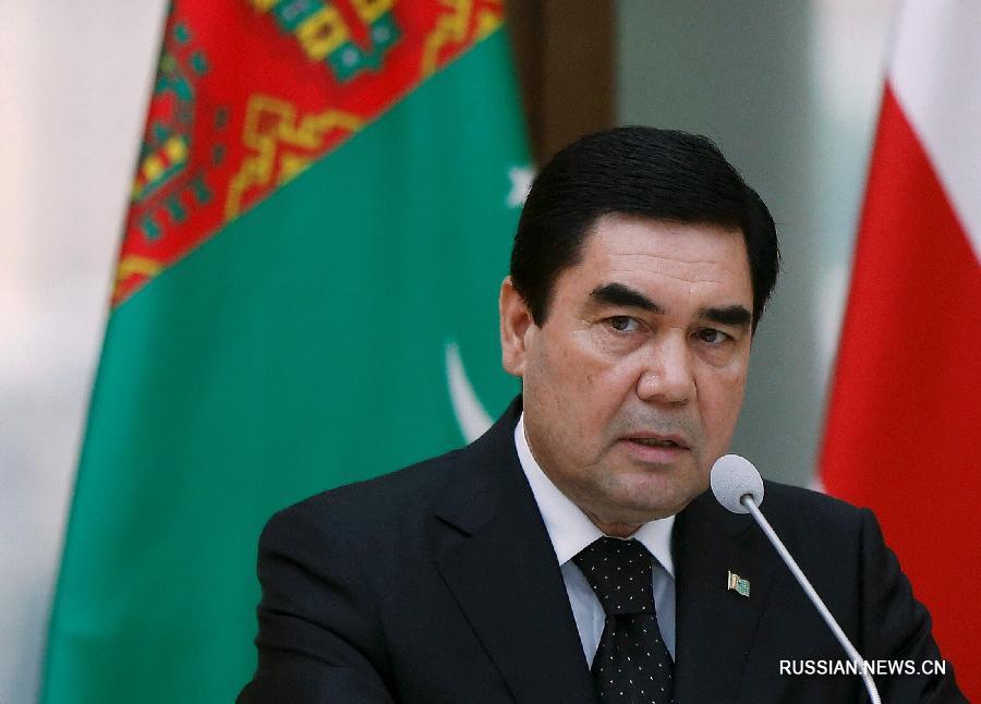 Гурбангулы Бердымухамедов одержал уверенную победу навыборах вТуркмении