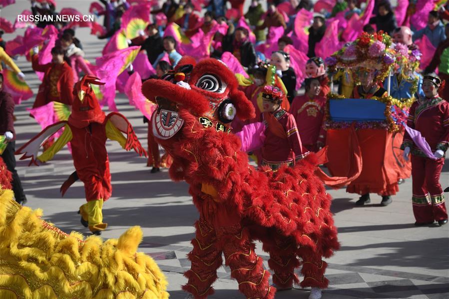 праздник в китае сегодня
