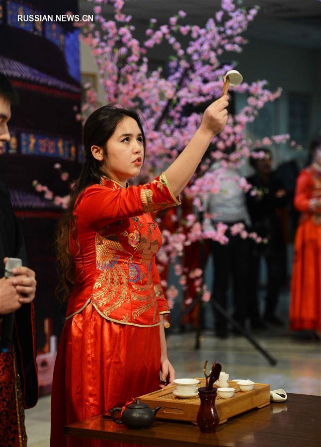 Фестиваль китайской культуры стартовал в Ташкенте