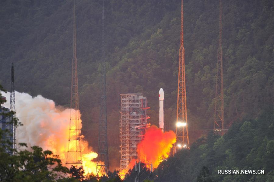 (科技)(1)实践十三号卫星成功发射 开启中国通信卫星高通量时代