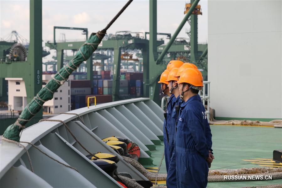 Китай и страны АСЕАН сообща строят Морской Шелковый путь XXI века