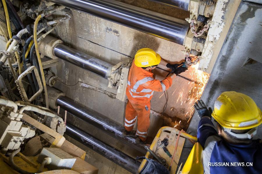 Китайская компания строит легкое метро в Тель-Авиве
