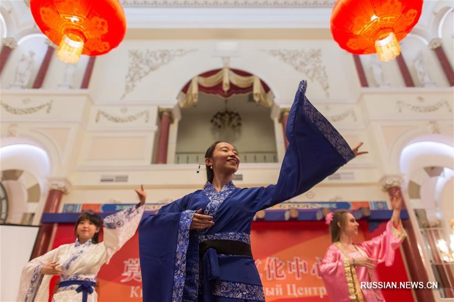 Неделя культуры провинции Хэбэй в Китайском культурном центре в Москве