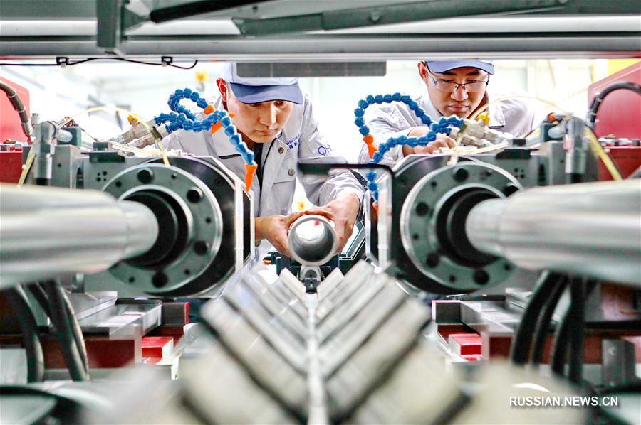 Развитие высокотехнологичного машиностроения в Сюаньхуа