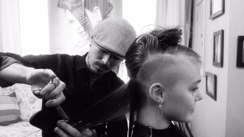 Работа парикмахером в Китае