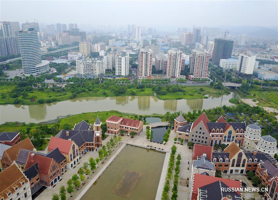 Цены на рынке недвижимости Китая в апреле продолжили стабилизироваться