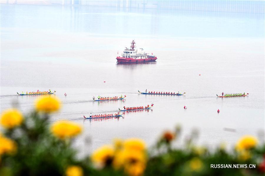 Культурный фестиваль Дуаньу на родине Цюй Юаня