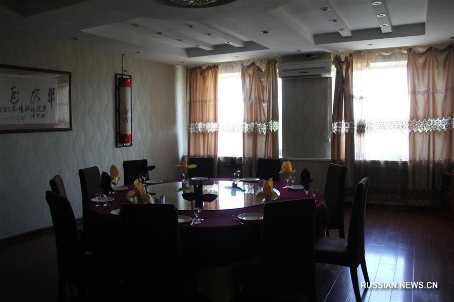 """Китайский ресторан """"Чайный дом по-восточному"""" во Владивостоке празднует 20-летие"""