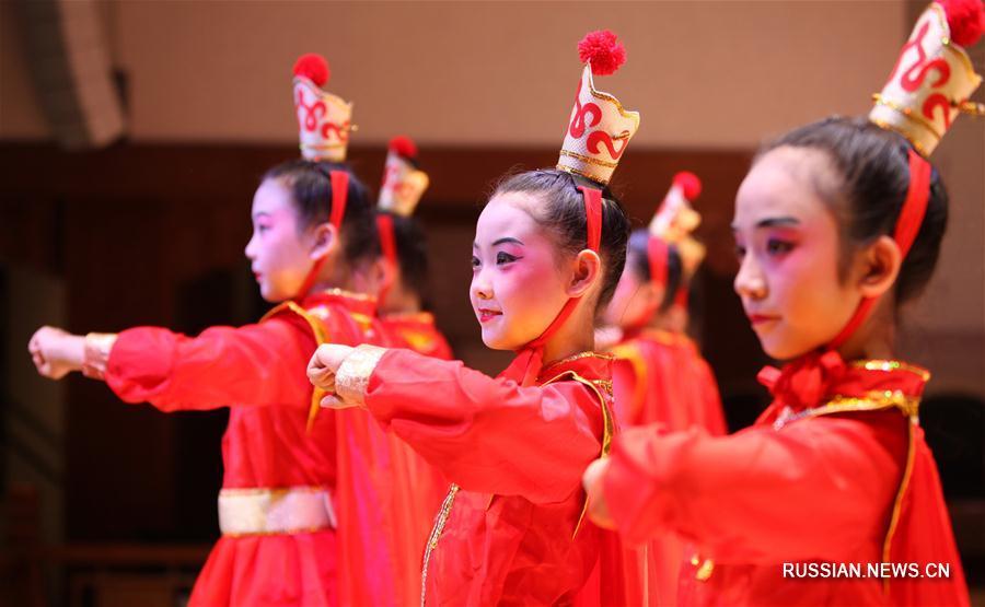 Празднование Международного дня защиты детей в Китае