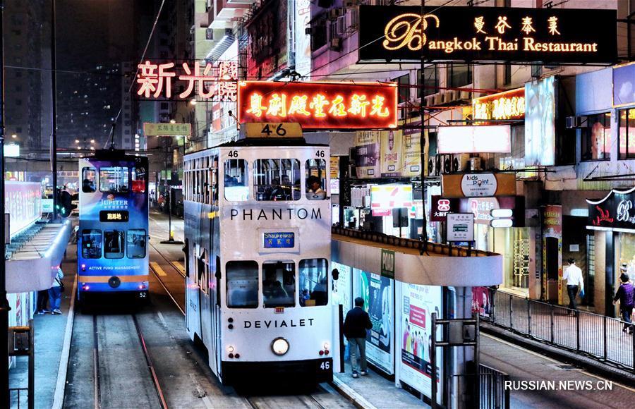 Общественный транспорт Сянгана: эффективно, удобно, быстро