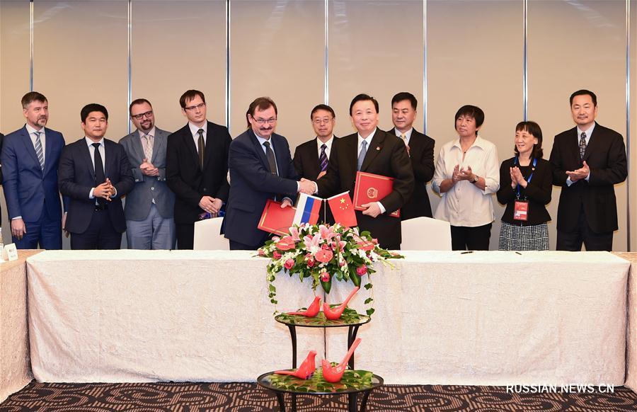 Официальные представители Китая и России обсудили вопросы двустороннего сотрудничества  в сфере спорта