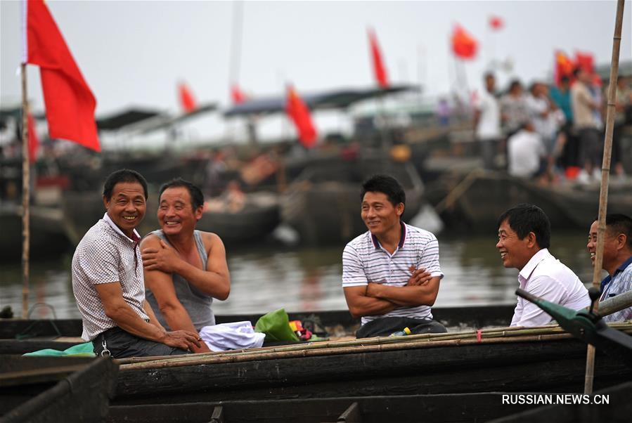 Завершился весенний запрет на отлов рыбы на озере Поянху