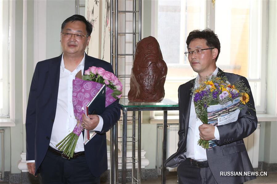В Киеве открылась выставка китайских художников