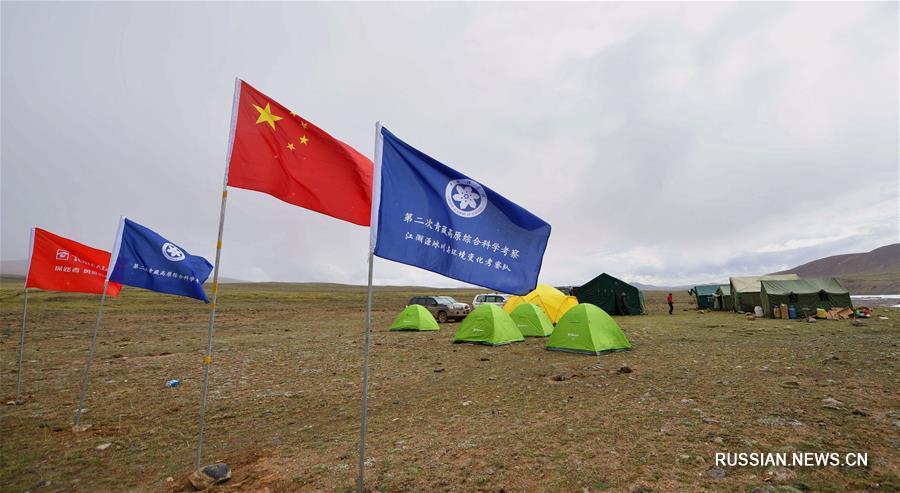 (科技)(1)第二次青藏高原科考冰川考察启动