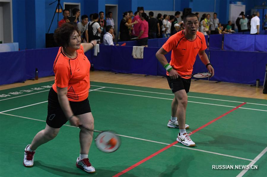 В Тяньцзине стартовали финалы соревнований по народным видам спорта в рамках 13-х Всекитайских игр