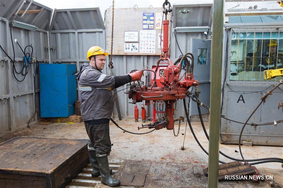"""Компания """"Удмуртнефть"""" -- образец длительного успешного сотрудничества Китая и России в энергетике"""