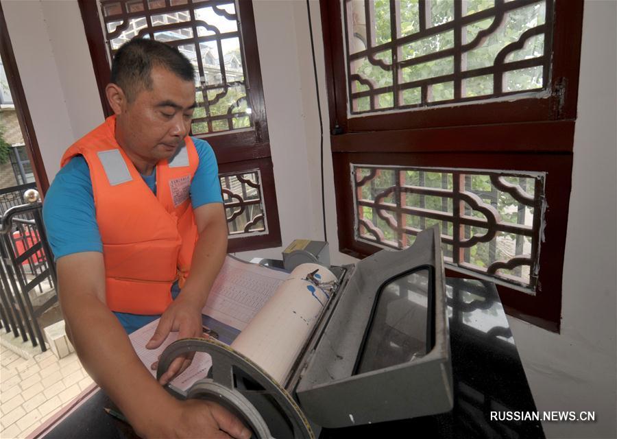 Уровень воды в реке Сянцзян продолжает повышаться, в Чанша применяются экстренные меры противопаводковой защиты