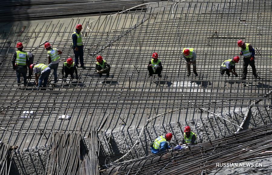 На юго-западе Китая началось полномасштабное строительство крупнейшей ГЭС