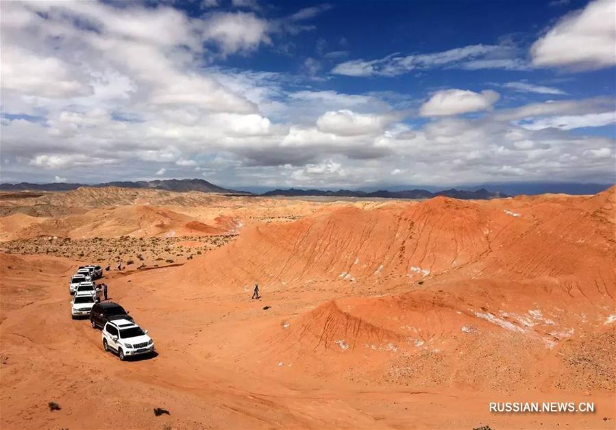 На северо-западе Китая появится первая в стране база с имитацией условий Марса