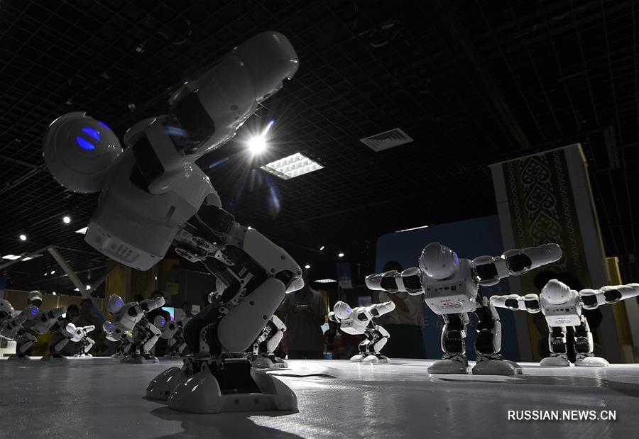 Шоу творчества и технологий в Иньчуане