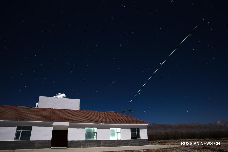 """Запущенный Китаем первый в мире квантовый спутник """"Мо-цзы"""" досрочно выполнил стоящие перед ним задачи"""