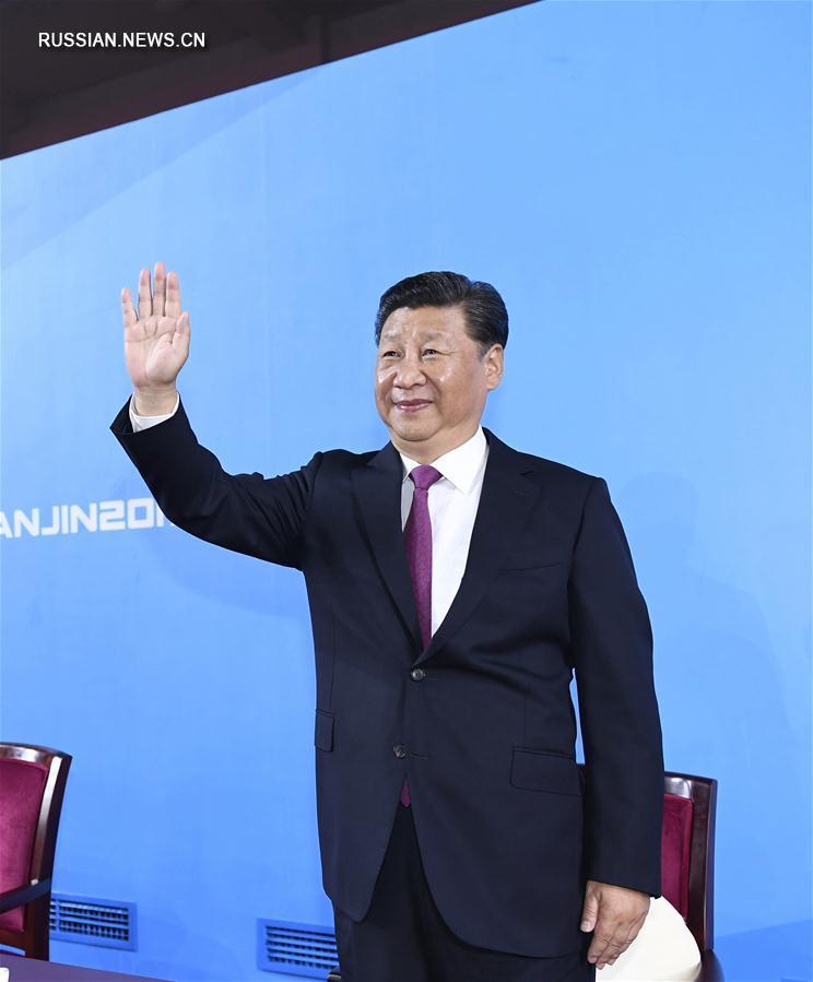 (时政)习近平出席第十三届全国运动会开幕式并宣布运动会开幕