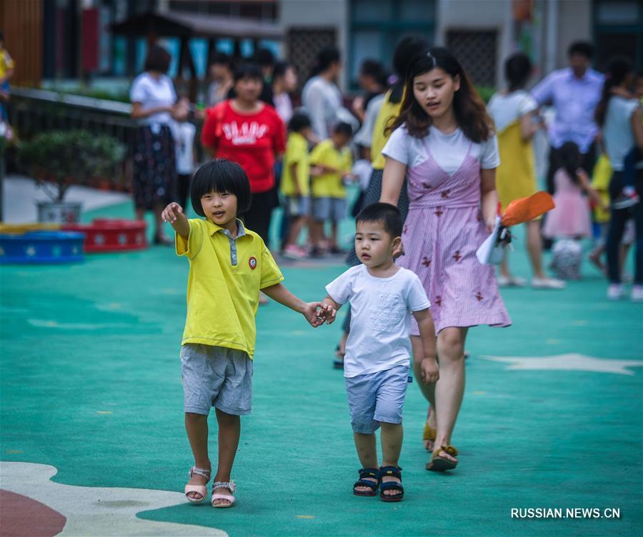 Вперед, к новым знаниям -- Начало учебного года в провинции Чжэцзян