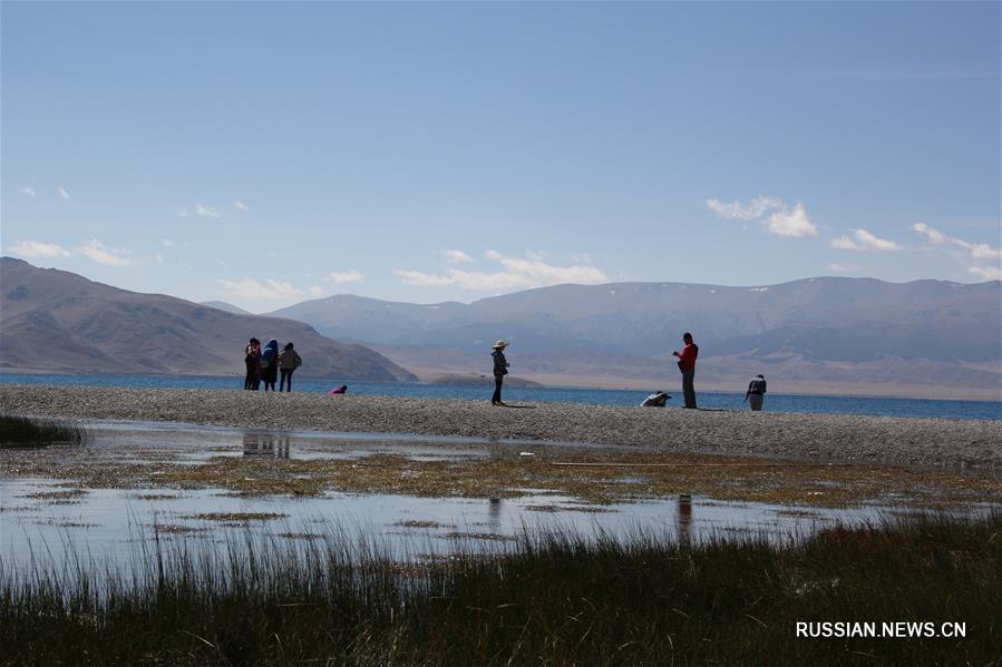 Северо-запад Китая становится Меккой экологического туризма