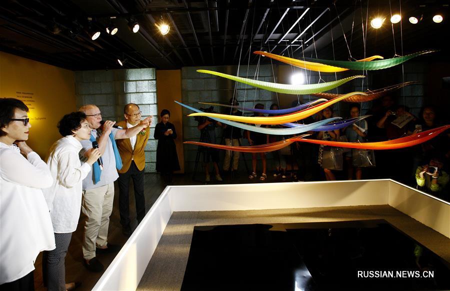В Шанхае открылась персональная выставка Лино Тальяпьетры