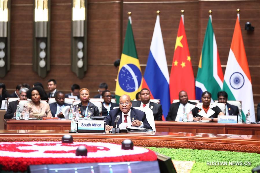 В Сямэне открылась 9-я встреча лидеров стран БРИКС