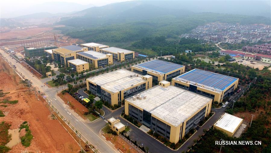Возвращение к жизни: рекультивация горных выработок в уезде Чансин