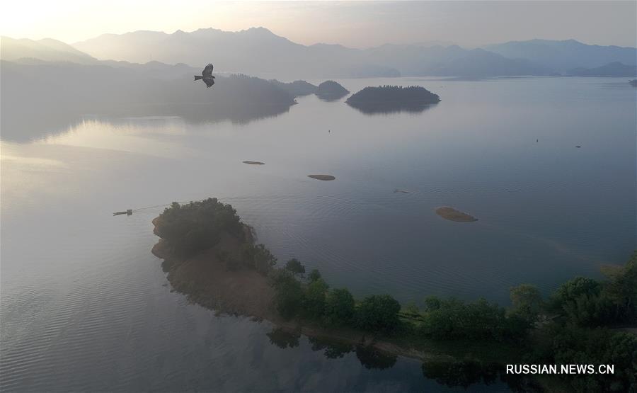 Волшебные пейзажи Сянхундянь