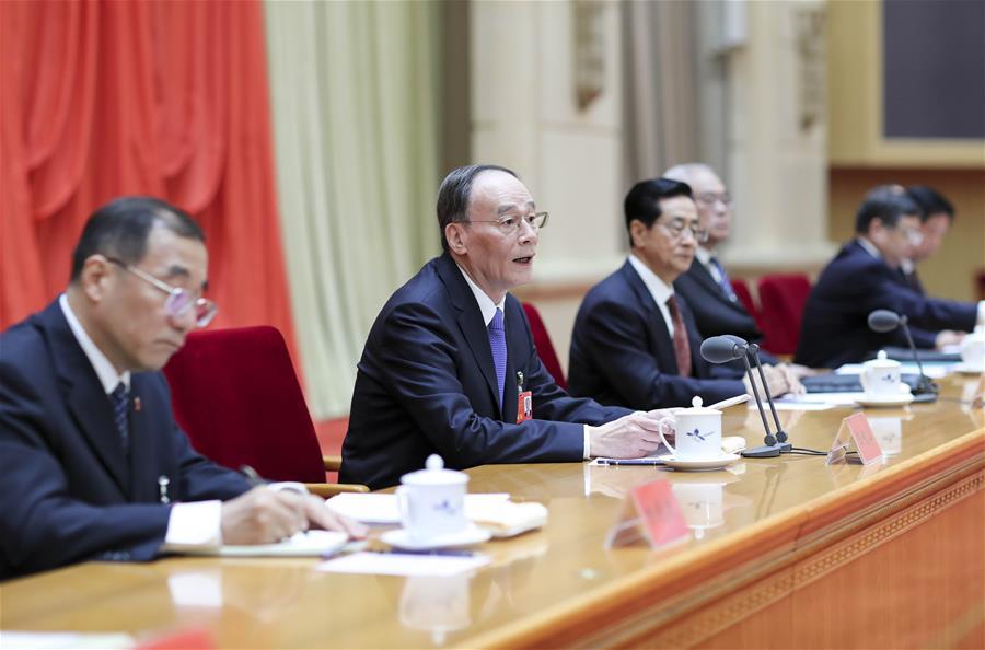 В Пекине прошло 8-е пленарное заседание Центральной комиссии КПК по проверке дисциплины 18-го созыва