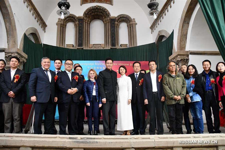 """В Яньане начались съемки первого китайско-казахстанского фильма """"Композитор"""""""