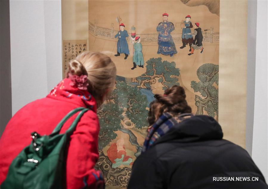 В Берлине открылась выставка портретов времен династий Мин и Цин