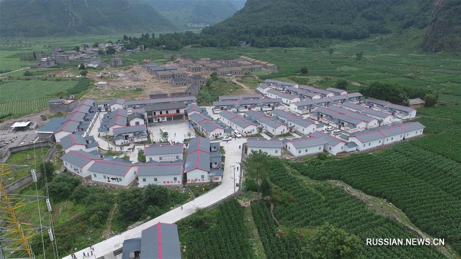Китай продолжает активно бороться с бедностью